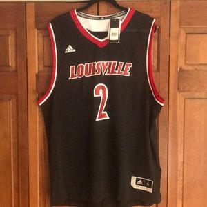 Louisville basketball jersey
